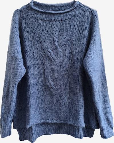 Heimatliebe Pullover in blue denim, Produktansicht