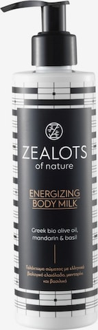 Zealots of Nature Bodymilk 'Energizing' in