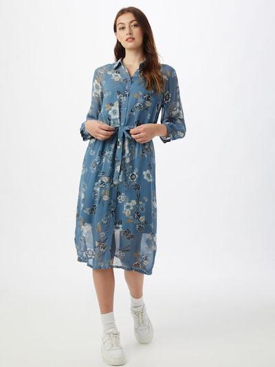 Rochie tip bluză 'Katica' Part Two pe albastru / mai multe culori, Vizualizare model