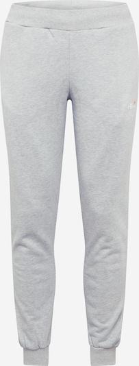 ELLESSE Pantalon de sport 'Afrile' en gris chiné, Vue avec produit