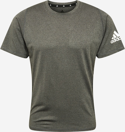 ADIDAS PERFORMANCE Sportshirt 'M FRL ULT HT T' in grau, Produktansicht