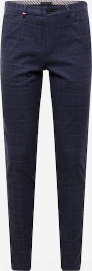 Tommy Hilfiger Tailored Pantalon chino en bleu / bleu foncé, Vue avec produit