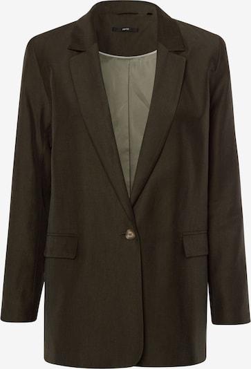 zero Blazer in dunkelgrün, Produktansicht
