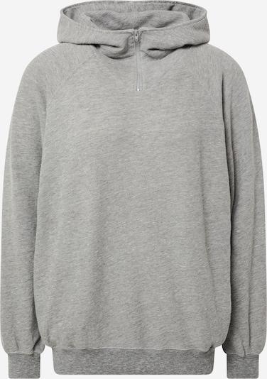 AMERICAN VINTAGE Sweatshirt 'Plomer' in de kleur Grijs, Productweergave