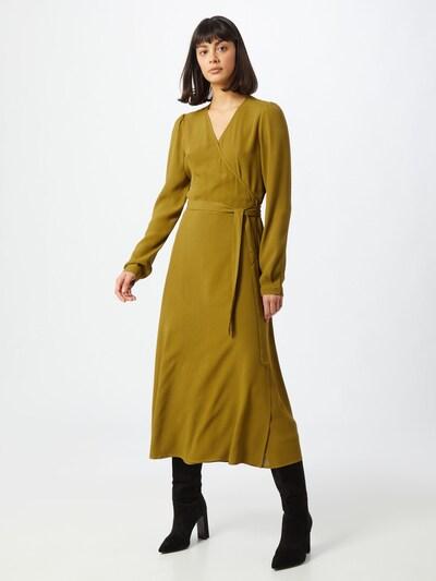 minimum Kleid in khaki, Modelansicht