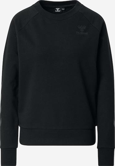Hummel Sweat de sport 'NONI' en gris / noir, Vue avec produit