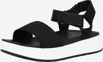 UGG Sandalias con hebilla 'Aissa' en negro, Vista del producto