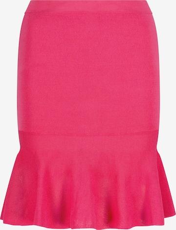 Nicowa Skirt 'LENOWA' in Pink