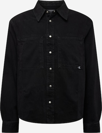 Camicia di Calvin Klein Jeans in nero
