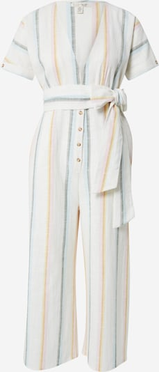 BILLABONG Jumpsuit in gelb / khaki / naturweiß, Produktansicht