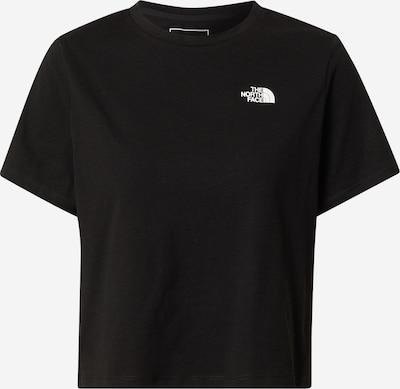 THE NORTH FACE Functioneel shirt in de kleur Zwart, Productweergave