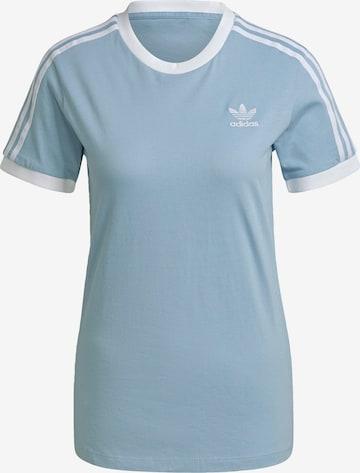 ADIDAS ORIGINALS T-Shirt in Blau