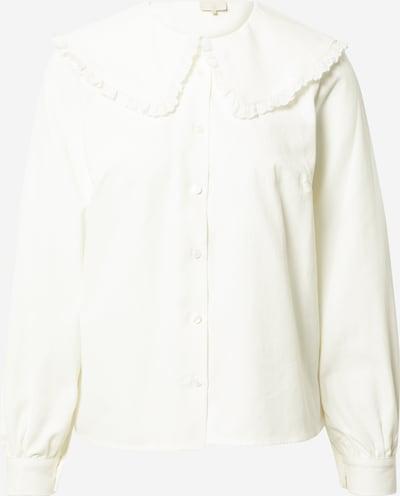 minus Bluse 'Elvina' in weiß, Produktansicht
