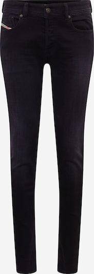 Jeans 'SLEENKER-X' DIESEL pe negru, Vizualizare produs