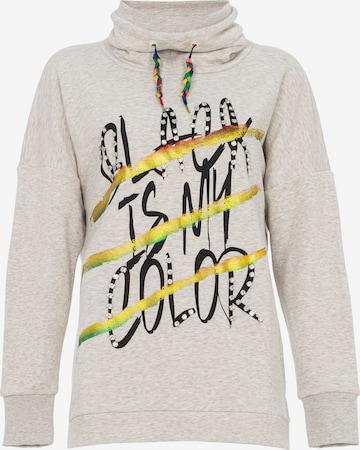 CIPO & BAXX Sweatshirt in Beige
