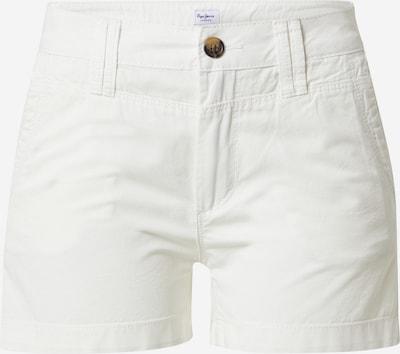 Pepe Jeans Broek 'BALBOA' in de kleur Offwhite, Productweergave