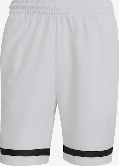 ADIDAS PERFORMANCE Shorts in schwarz / weiß, Produktansicht