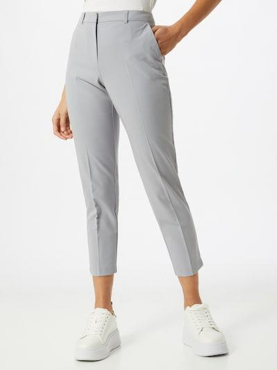 Dorothy Perkins Kalhoty s puky - světle šedá, Model/ka