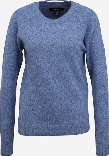 Vero Moda Tall Pullover 'DOFFY' in blaumeliert, Produktansicht