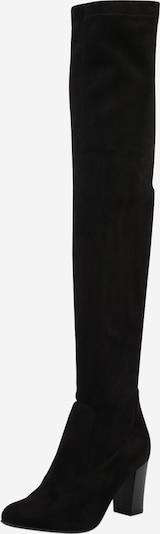 Cizme peste genunchi CAPRICE pe negru, Vizualizare produs