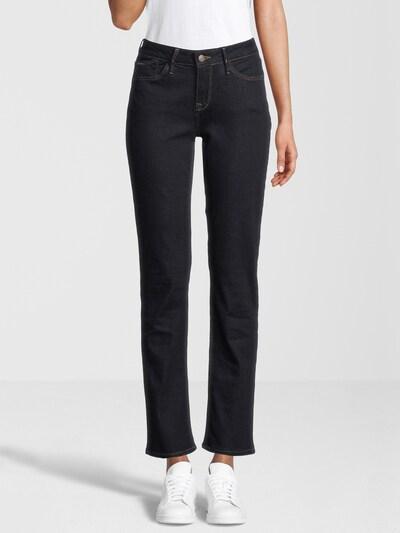 Cross Jeans Jeans ' Rose ' in blue denim, Modelansicht