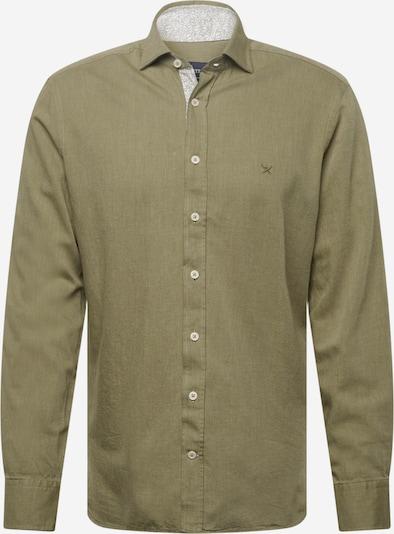 Hackett London Hemd in oliv, Produktansicht