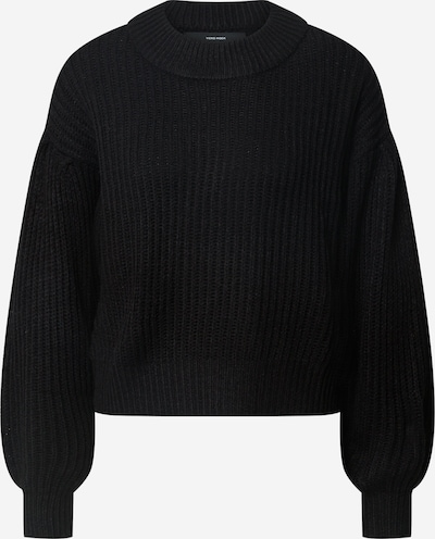 VERO MODA Trui 'Furn' in de kleur Zwart, Productweergave