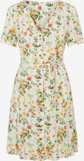 Palaidinės tipo suknelė 'OBJLORENA' iš OBJECT, spalva – smėlio / alyvuogių spalva / šviesiai žalia / oranžinė / pitajų spalva, Prekių apžvalga