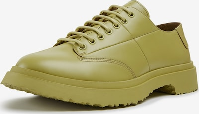 CAMPER Lace-Up Shoes in Yellow, Item view