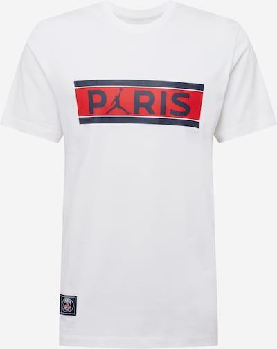 Tricou Jordan pe bleumarin / roșu / alb, Vizualizare produs