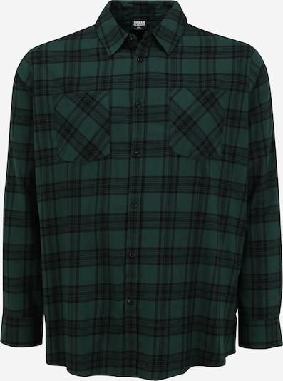 Urban Classics Big & Tall Krekls zaļš / tumši zaļš, Preces skats