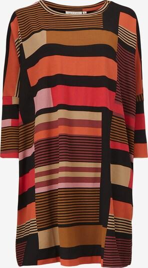 Masai Tunika 'Gabini' in beige / creme / braun / pastelllila / rosa / rot / weinrot / schwarz, Produktansicht