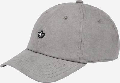 ADIDAS ORIGINALS Cap in grau / schwarz / weiß, Produktansicht