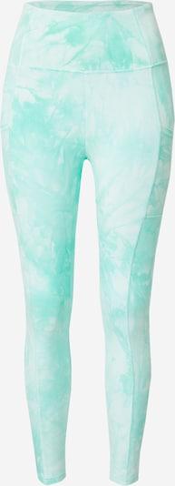 Marika Sportbroek 'CYNDI' in de kleur Turquoise / Wit, Productweergave