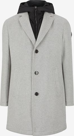 JOOP! Between-Season Jacket 'Mailor' in Grey
