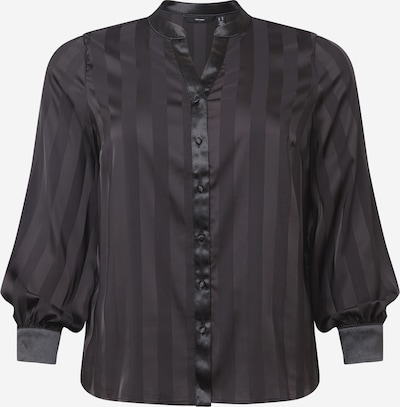 Vero Moda Curve Blouse 'Tinka' in de kleur Zwart, Productweergave