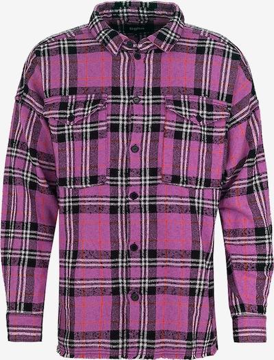 tigha Overhemd 'Sloan' in de kleur Pink / Zwart / Wit, Productweergave