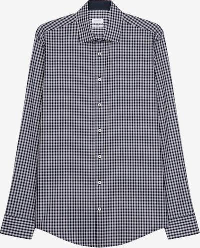 SEIDENSTICKER Zakelijk overhemd ' Slim ' in de kleur Blauw, Productweergave