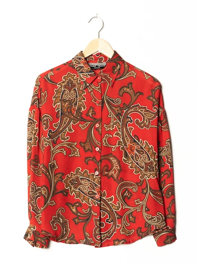 ELLEN TRACY Blouse & Tunic in XL in Red, Item view