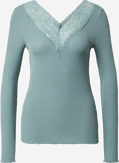 Tricou PIECES pe albastru pastel, Vizualizare produs