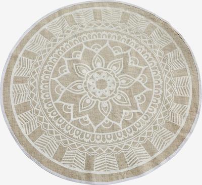BOLTZE Teppich 'Mandala' in beige, Produktansicht