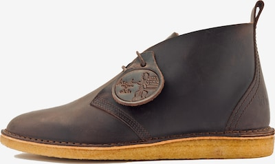 EKN Footwear Chukka Boots 'Max' in braun, Produktansicht