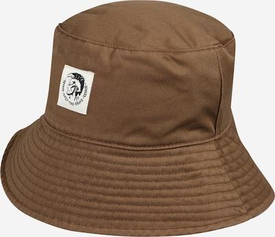 Cappello 'D-INDIG' DIESEL di colore sabbia / nero / bianco, Visualizzazione prodotti