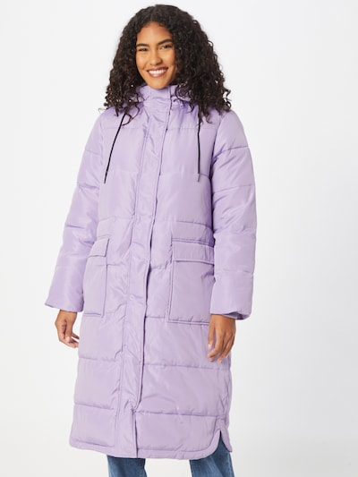 Moves Mantel in lila, Modelansicht