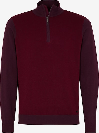 ETERNA Pullover in rot / weinrot, Produktansicht