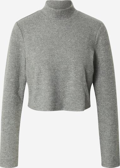 VILA Sweater in mottled grey, Item view