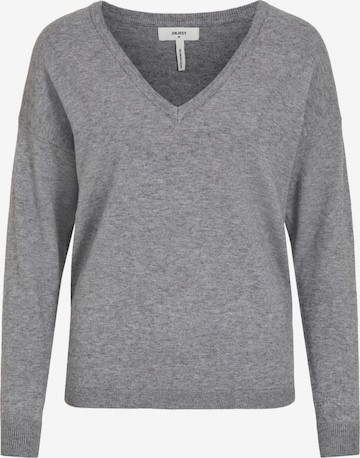 OBJECT Pullover 'OBJTHESS' in Grau