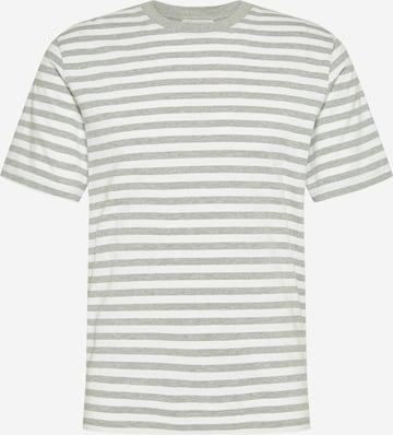 T-Shirt 'Sami' WOOD WOOD en gris