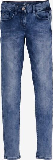 s.Oliver Jean en bleu denim, Vue avec produit