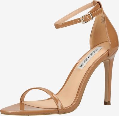 STEVE MADDEN Sandalen in hellbeige, Produktansicht